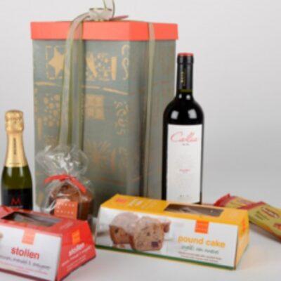 Gift Box Christmas III